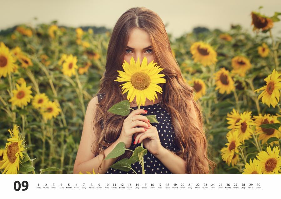kalendář 2020 šablona 04 vnitřní stránka